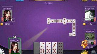 GgDomino takes Domino Gaple